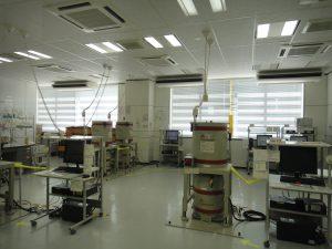 ゲルマニウム半導体検出器の写真